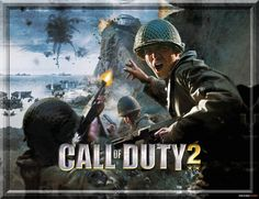 Call of Duty 2 Wallpapers in Crystal Frame