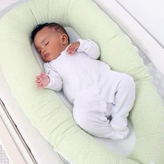 Coussin nid cocon respirant pour bebe