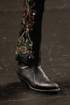 Saint Laurent | Spring 2015 Menswear Collection