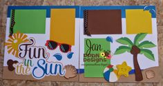 PPbN Designs Blog: Fun in the Sun
