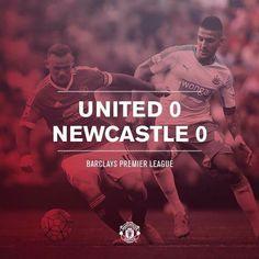 MU 0-0 Newcastle
