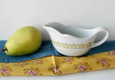 Shenango China Gravy Boat. Vintage Ironstone. Restaurant Ware. Kitchenware. Kitchen Decor. Succulent Holder. Cottage Farmhouse Chic.