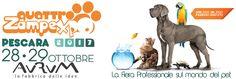 Tutto il mondo degli animali domestici per due giorni a Expo QuattroZampe