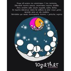 "Lámina ""Together II""                                                                                                                                                                                 Más"