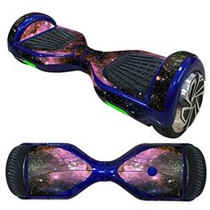 Anboo New Style 2 Wheels Protective Vinyl Skin Decal For 65IN model Self Balancing Scooter Hoverboard E *** You can get more details by clicking on the image.