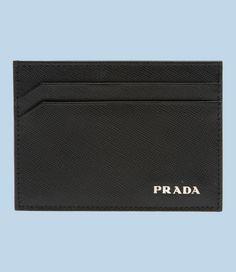 5265ea5113 Prada cards holder - Minimal but necessary