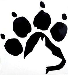 Wicked Training Your German Shepherd Dog Ideas. Mind Blowing Training Your German Shepherd Dog Ideas. German Shepherd Tattoo, German Shepherd Puppies, German Shepherds, Deco Cactus, Hirsch Tattoo, Dog Silhouette, Silhouette Design, Dog Tattoos, Dog Paws