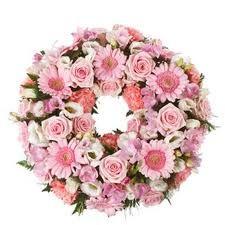 Wreaths funeral flower