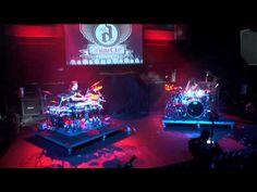 Thomas Lang and Thomas Pridgen (Part 1) at Guitar Center's Drum-Off