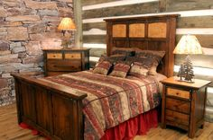 Rustic Enchanting Bedroom Lights Design Freestanding Double Gray Beige Triangular Double Night Lamps With Unique Lampshades Wall Mounted Rustic Dark Brown Bedroom Furniture Sets With Theme Rustic Coun