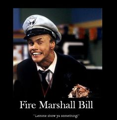 Jim carrey in living color fire marshall bill