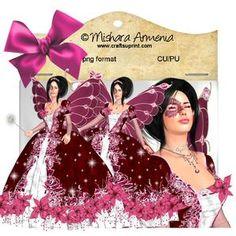 Angelique Pink Xmas
