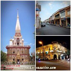 Take tour around Phuket, Thailand. The land of Amazing.