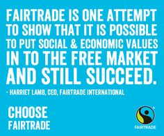 Using #Fairtrade products for your Easter feast is a simple way to celebrate the holiday AND your social values! Click the Pin for a list of Fairtrade products you can enjoy.