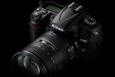 Nikon D7000 DSLR Camera. SO Pretty! :-)
