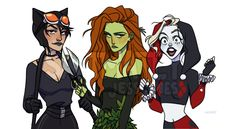 Poison Ivy Made Me Gay : Photo