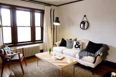 """Kathryn & Perry's """"Have Less Do More"""" Apartment"""