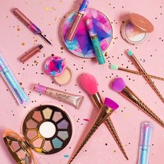 Once upon a time... we launched a magical collection that made tartelettes everywhere unleash their inner ! Click the link to unleash yours NOW! ✨ #makebelieveinyourself #rethinknatural