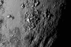 First close-up pics of Pluto reveal astounding discovery. By Associated Press July 15, 2015 | 6:15pm Pluto Gets Its Closeup As 'Horizons'  Images Arrive On Earth