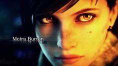 Moira close look by on DeviantArt Moira Burton, Resident Evil Game, Horror Video Games, Video Game Companies, Revelation 2, Best Games, Saga, Fantasy Art, Novels