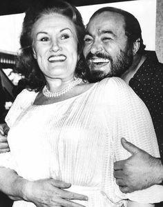 Sutherland & Pavarotti