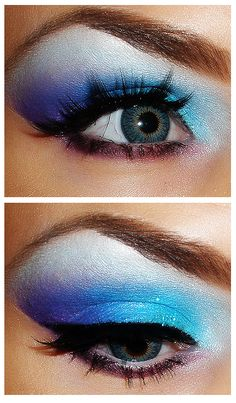 divine makeup look by ~PlushGlamour