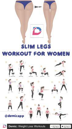 # weight loss workouts abs # weight loss workouts at home # . - Workout at Home Gym Workout Tips, Fitness Workout For Women, Fitness Workouts, At Home Workouts, Fitness Wear, Workout Routines, Fitness Goals, Great Leg Workouts, Leg Workout Women