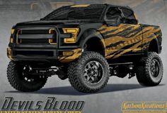 custom truck graphic design - Google Search