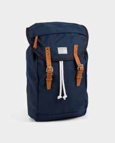 Designed for simplicity and made from high quality materials. Its sleek geometry and material combinations creates a modern personalized look. Backpacks, Bags, Design, Fashion, Handbags, Moda, Fashion Styles, Backpack