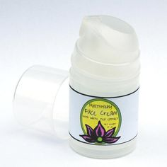 Handmade DIY Face Cream Recipe with White Tea Extract and Printable Product Labels
