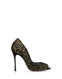 Sergio Rossi|GODIVA BLUNT|Women Pumps - Shoes - Sandals - Heels