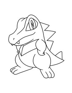 Flygon crouch line by therainedrop lineart pokemon for Flygon coloring pages