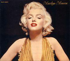 マリリン・モンロー(Marilyn Monroe)「1926-1962」(1991年) : 夜ごとの美女