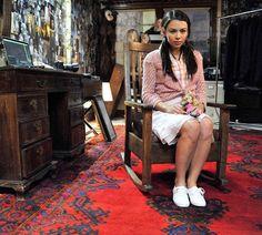 Mona Vanderwaal -A Pretty Little Liars lair behind the scenes