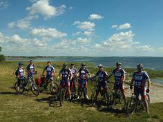 Nasz rowerowy team :)