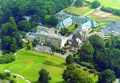 An historic manor bordering the Peak District National Park, including hotel credit and spa discount