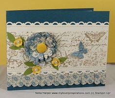 Daffodil Delight Sneak PeekPaper: bella bleu, not quite navy, daffodil delight   Read more: http://www.splitcoaststampers.com/gallery/photo/1677354#ixzz3FepaTvSQ