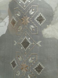 I want to learn to do these drafts, congratulations are very nice thanks. Hardanger Embroidery, Bargello, Sewing Hacks, New Work, Embroidery Designs, Needlework, Congratulations, Things I Want, Thankful