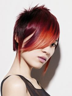 punk hairstyles for short hair