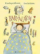 Buchcover: Kim Fupz Aakeson: Babyalarm