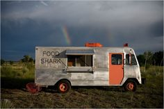 Thank god for Food Shark....not a lot of places for lunch in Marfa