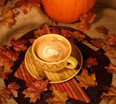Image result for fall coffee