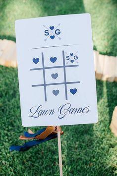 Lawn games! An elega