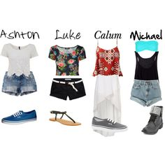 0b6e8b5ed05a 2nd Date with the 5 Seconds of Summer Boys