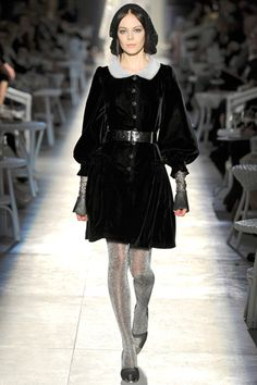 #Chanel - Haute #Couture Fall 2012/Winter 2013