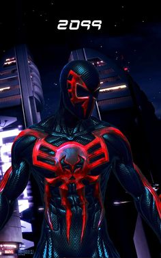 Spider-Man 2099 Fanmade Mode Poster By: Marvel Comics, Marvel Heroes, Marvel Avengers, Spawn Comics, Spiderman Art, Amazing Spiderman, Spiderman Costume, Mode Poster, Super Anime