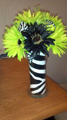 green zebra valentine's day