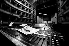 mixer luci musica Teatro Mancinelli