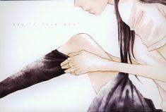"""Say """"I Love You"""". Blu-ray Volume 02 Postcard 02   Kanae Hazuki   ZEXCS / Mutou Aiko"""