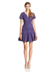 Rebecca Taylor Women's Short Sleeve Jacquard Flippy Dress, Aubergine, 0 Rebecca Taylor size 6http://www.amazon.com/dp/B00I3BTUHC/ref=cm_sw_r_pi_dp_2qbUtb0HC2DFYPSC